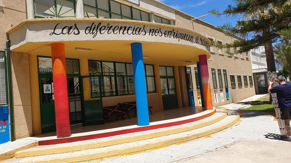 Colegio de Sabinillas